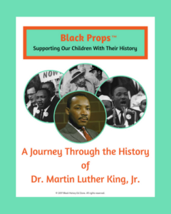 Martin Luther King Jr. History Packet