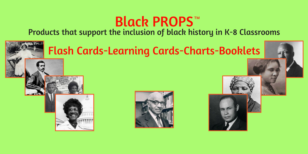 Black History Products K-8