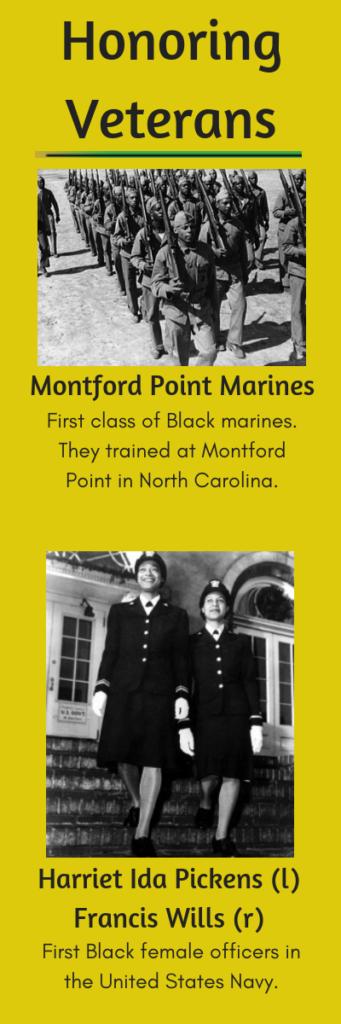 Montford Point Marines