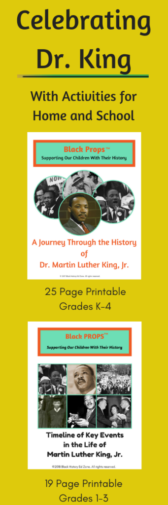 Dr. King Activities