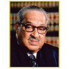 First black Supreme Court Justice